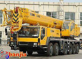 广州市400吨吊车-600吨汽车吊车出租租赁公司