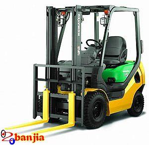 广州搬货卸货:2吨-10吨叉车出租租赁价格费用